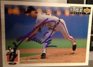Jamie Moyer Autographed 1994 Collectors Choice #215