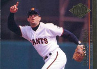 1994 Ultra #595 Robby Thompson VG San Francisco Giants