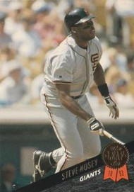 1993 Leaf #48 Steve Hosey VG San Francisco Giants