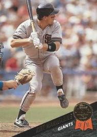 1993 Leaf #66 Kirt Manwaring VG San Francisco Giants