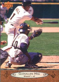 1996 Upper Deck #194 Glenallen Hill VG San Francisco Giants