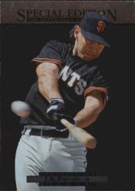 1995 Upper Deck Special Edition #203 J.R. Phillips VG San Francisco Giants