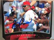 Eric Davis Autographed 1999 Upper Deck #466