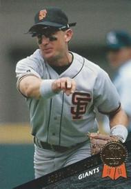 1993 Leaf #30 Robby Thompson VG San Francisco Giants