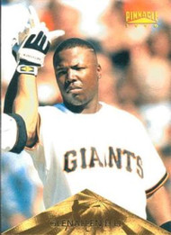 1996 Pinnacle #63 Glenallen Hill VG San Francisco Giants