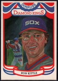 1984 Donruss #18 Ron Kittle DK COR VG Chicago White Sox