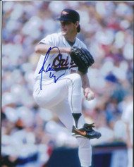 Jamie Moyer Autographed Baltimore Orioles 8 x 10 Photo 2