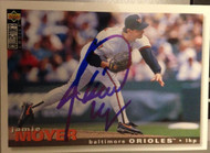 Jamie Moyer Autographed 1995 Collectors Choice #342