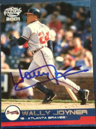 Wally Joyner Autographed 2001 Pacific #38