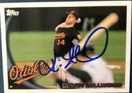 Kevin Millwood Autographed 2010 Topps Update #US-255