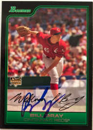 Bill Bray Autographed 2006 Bowman Draft #BDP6