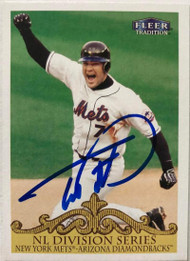 Todd Pratt Autographed 2000 Fleer Tradition #445