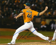 Ryan Madson Autographed A's 8 x 10 Photo