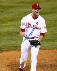 Ryan Madson Autographed Phillies 8 x 10 Photo 3