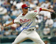 Ryan Madson Autographed Phillies 8 x 10 Photo 4