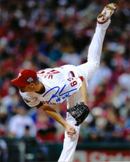 Ryan Madson Autographed Phillies 8 x 10 Photo 5