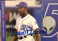 Mariano Duncan Autographed 2005 Multi Ad Las Vegas 51's #27