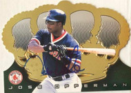Jose Offerman Autographed 1999 Pacific Crown Royale #25