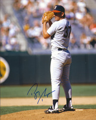 Bobby Thigpen Autographed White Sox 8 x 10 Photo 6