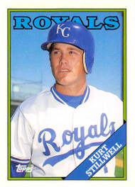 1988 Topps Traded #115T Kurt Stillwell NM-MT Kansas City Royals