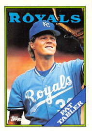 1988 Topps Traded #118T Pat Tabler NM-MT Kansas City Royals