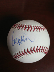 Paul Householder Autographed ROMLB Baseball EXTREMELY RARE