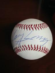 Tony Longmire  Autographed ROMLB Baseball 93 NL Champs