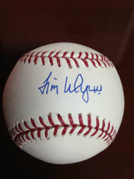 SOLD 801 Jim Wynn Autographed ROMLB Baseball