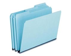 Pressboard Folders No Fasteners
