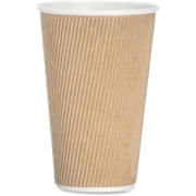 Genuine Joe Ripple Hot Cups