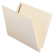 Smead 34110 Manila End Tab Fastener File Folders with Reinforced Tab