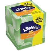 Kleenex Anti-Viral Facial Tissue