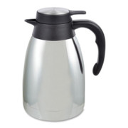 Genuine Joe Mirror Finish Classic Vacuum Carafe