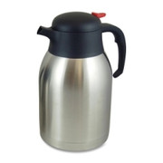 Genuine Joe Everyday Double Wall Vacuum Carafe - 1