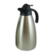 Genuine Joe Contemporary Vacuum Carafe - 1
