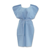 Medline Regular/Large Disposable Patient Gown