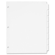 Avery Recycled Write-On Tab Divider - 3