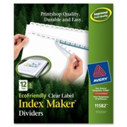 Avery Eco-friendly Index Divider - 2