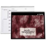 TOPS Desk Manager Multi-tasking Notebook