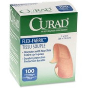 Medline Comfort Cloth Adhesive Bandage - 3