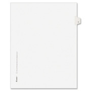 Avery Individual Legal Dividers - 4