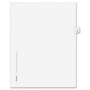 Avery Individual Legal Dividers - 7