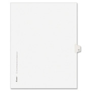 Avery Individual Legal Dividers - 13