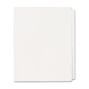 Avery Collated Blank Side Tab Divider