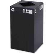 Safco Public Square Recycling Receptacle