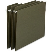 Smead 64037 Standard Green 100% Recycled FasTab Hanging Folder
