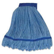 Genuine Joe Microfiber Wet Mop Head Refill - 1