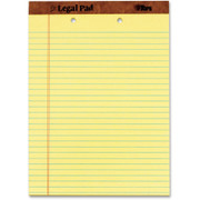 TOPS 2-Hole Top Punched Legal Pad