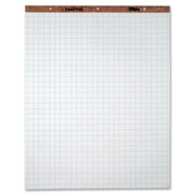 "TOPS 1"" Grid Square Ruled Easel Pad"