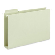 Smead 64301 Moss FasTab Hanging Box Bottom Folders